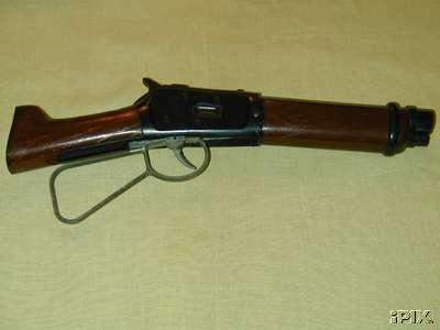 wanted dead or alive tv show rifle